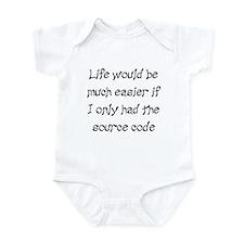 Source Code for Life Infant Bodysuit