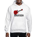 Guitar - Brayden Hooded Sweatshirt