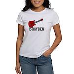 Guitar - Brayden Women's T-Shirt