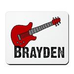 Guitar - Brayden Mousepad
