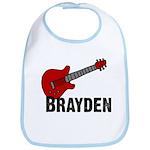 Guitar - Brayden Bib