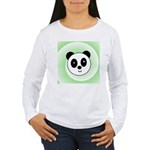 PANDA BEAR Women's Long Sleeve T-Shirt
