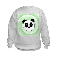 PANDA BEAR Kids Sweatshirt