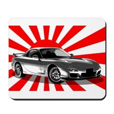 """RX7 Japan"" Mousepad"