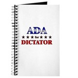 ADA for dictator Journal