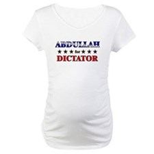 ABDULLAH for dictator Shirt