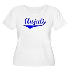 Anjali Vintage (Blue) T-Shirt