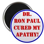 Ron Paul cure-2 Magnet