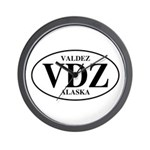 Copper Center-Valdez-Cordova Wall Clock