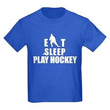 Eat Sleep Play Hockey T