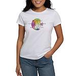 Art Painting Exposed Women's T-Shirt