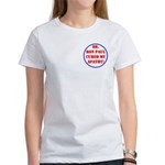 Ron Paul cure-2 Women's T-Shirt