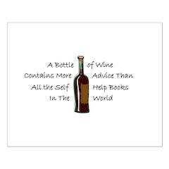 Wine - Self Help Posters
