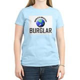 World's Greatest BURGLAR T-Shirt