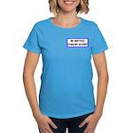 Ron Paul cure-1 Women's Dark T-Shirt