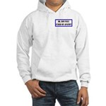 Ron Paul cure-1 Hooded Sweatshirt