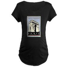 Paris, Arc de Triomphe T-Shirt