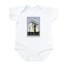 Paris, Arc de Triomphe Infant Bodysuit