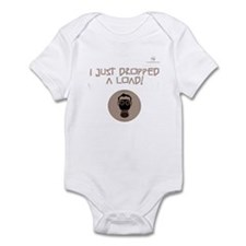 I just DROPPED a LOAD! Gas Ma Infant Bodysuit