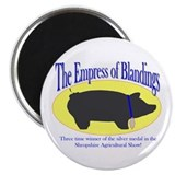 P g wodehouse 2.25&quot; Round Magnet