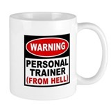 Personal Trainer From Hell Small Mug