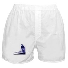 """In Your Face..."" Boxer Shorts"