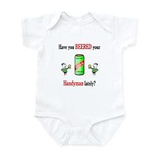 Handyman Infant Bodysuit