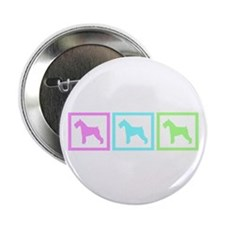 "Schnauzer 2.25"" Button (10 pack)"