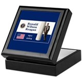 RONALD WILSON REAGAN Keepsake Box