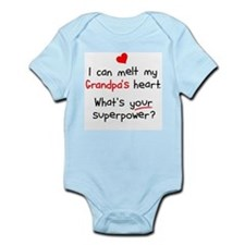 Melt Grandpa's Heart Onesie