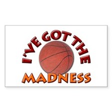 College Basketball- I've got the Madness! Decal