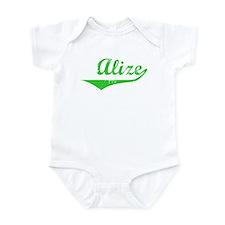 Alize Vintage (Green) Infant Bodysuit