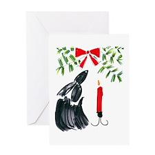 Christmas002 Greeting Card