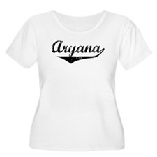 Aryana Vintage (Black) T-Shirt