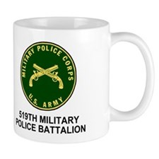 519th MP Battalion <BR>Coffee Mug