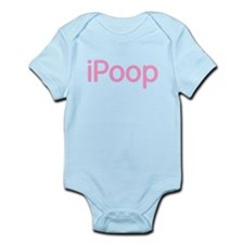 iPoop Infant Bodysuit