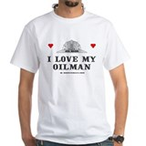 I Love My Oilman Shirt