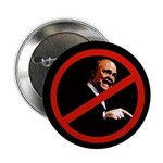 Stop Fred Thompson Political Button