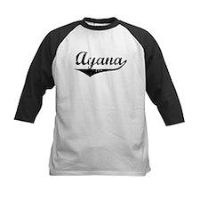 Ayana Vintage (Black) Tee