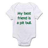 MY BEST FRIEND Infant Bodysuit