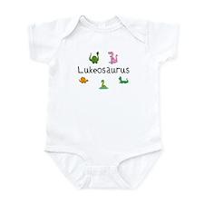 Lukeosaurus Infant Bodysuit