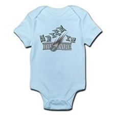 Spike It (g) Infant Bodysuit