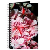Gratitude Geranium Journal