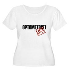 Off Duty Optometrist T-Shirt