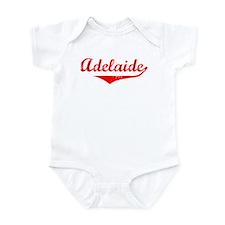 Adelaide Vintage (Red) Infant Bodysuit