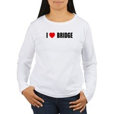 I Love Bridge T-Shirt