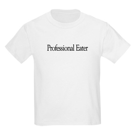 Professional Eater Kids Light T-Shirt