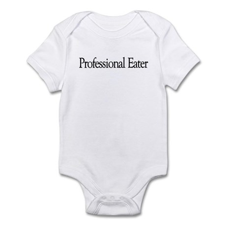Professional Eater Infant Bodysuit