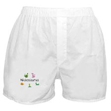 Nickosaurus  Boxer Shorts