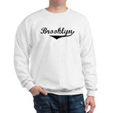 Brooklyn Vintage (Black) Sweater